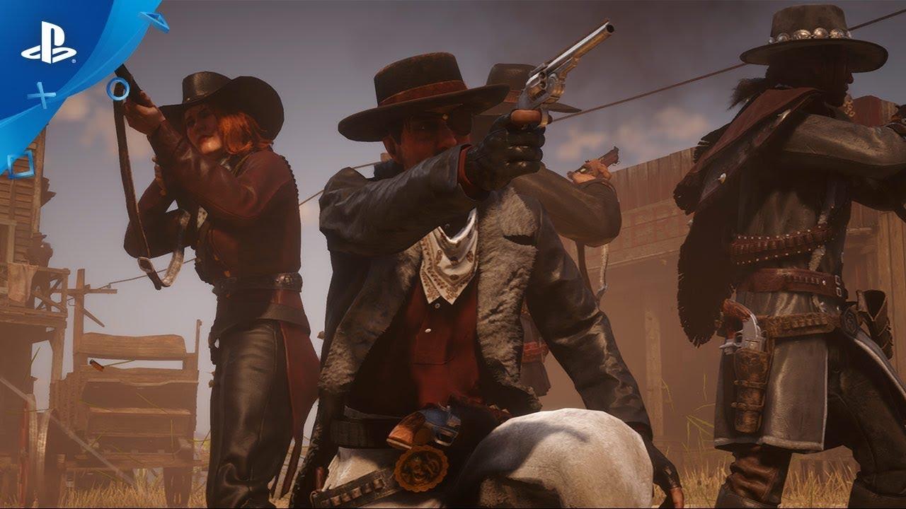 Red Dead Online: Frontier Pursuits Disponível Já