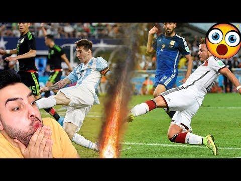Ayni Golün Ikizini Atan Futbolcular ! Inanilmaz !