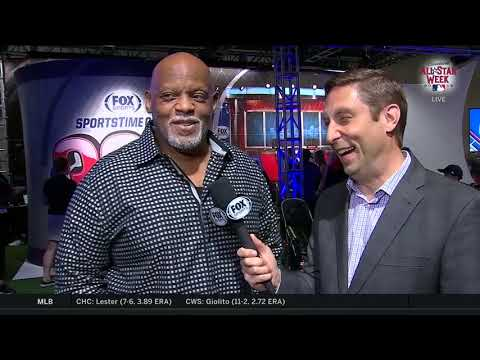Cecil Fielder compares today's MLB to when he played