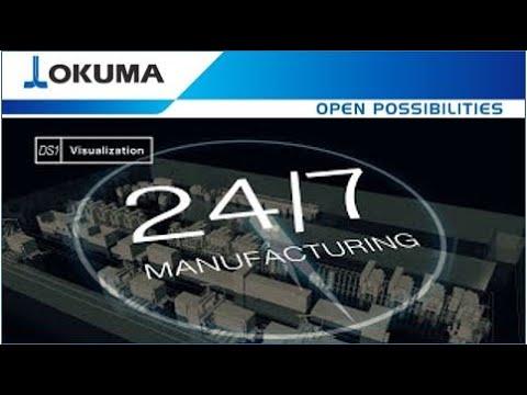 DS1 Okuma Smart Factory