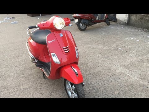 VESPA VLX 125 FULL REVIEW