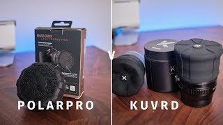 Lets talk Lens cover   KUVRD 2.0 and PolarPro Defender