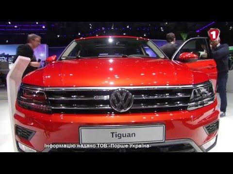 Volkswagen  Tiguan Паркетник класса J - тест-драйв 2