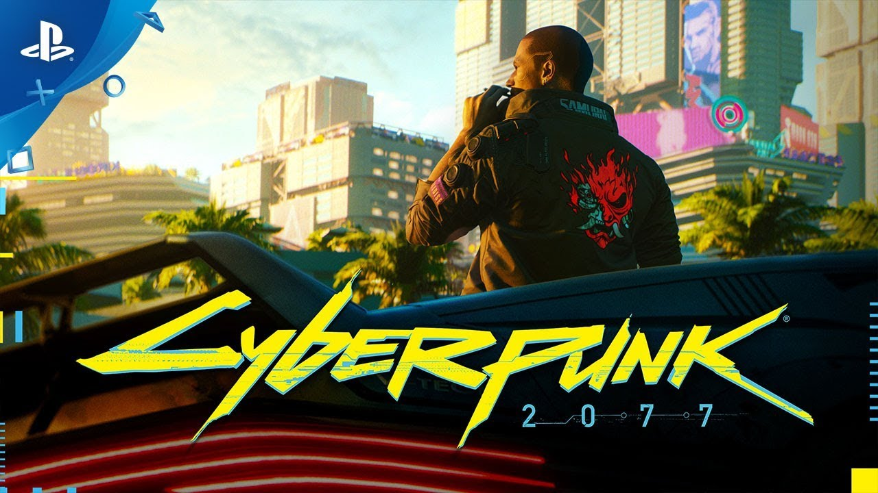 E3 2018: Cyberpunk 2077 First Look