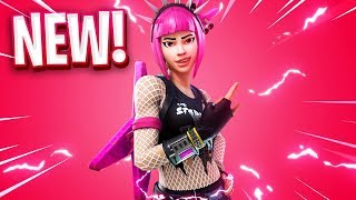 The Fortnite POWER CHORD Skin Return..