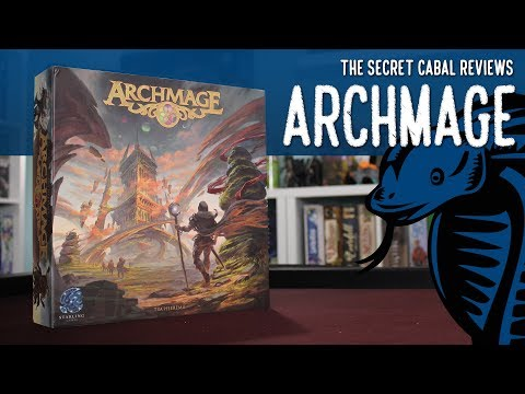 Archmage Overview and Review by The Secret Cabal