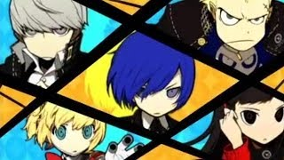 Picture of a game: Persona Q