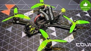 ✔ Сборка Дорогого FPV Freestyle Квадрокоптера на раме Armattan Marmotte !