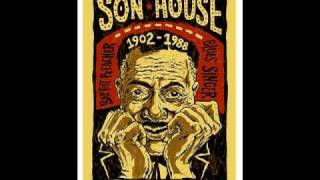 'Delta Blues' SON HOUSE (1941) Delta Blues Guitar Legend