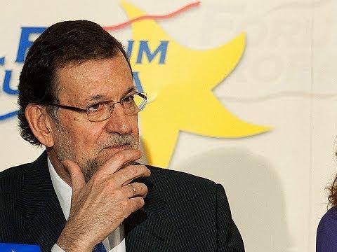 Mariano Rajoy presenta a Mª Dolores de Cospedal