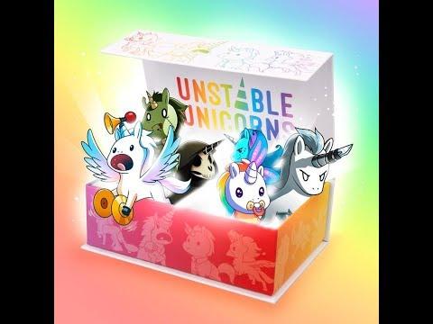 Lets Review Unstable Unicorns