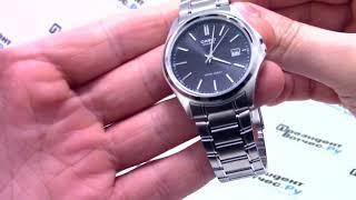 Часы Casio MTP-1183PA-1A  MTP-1183PA-1AEF  - видео 983361bc6606b