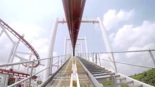 Sky Coaster สกายโคสเตอร์ [Vekoma-Swing Turn] Dream World, Thailand