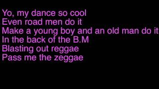 lean and bop lyrics-mades by dj will