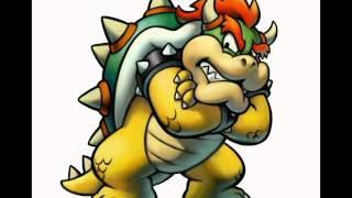 Mario & Luigi Bowser's Insade Story - Bowser Voice