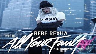 Bebe Rexha feat. Louis Tomlinson en All Your Fault Pt.2