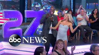 'Dancing With the Stars' season 27 cast revealed: DeMarcus Ware, Tinashe and more