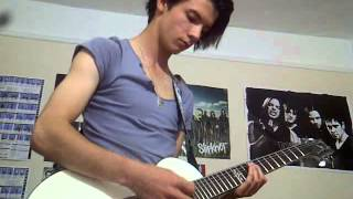 Maroon 5-Not Coming Home guitar cover