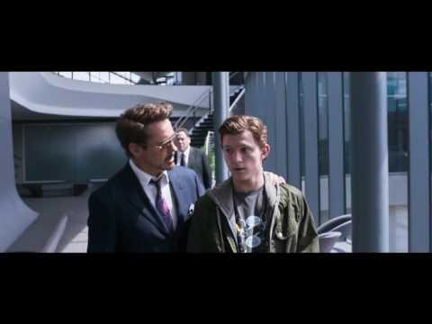 Трейлер фильма «Человек-паук: Возвращение домой»