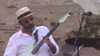 Lito Blues Band - Crosstown Traffic, Fuengirola Blues Festival, Spain. 03/07/16