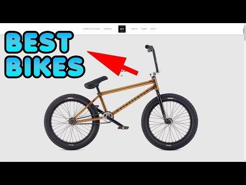 TOP 5 BEST BMX BIKES | BEST COMPLETE BMX BIKES
