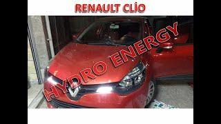 Renault clio UCR Hidrojen Yakıt Sistem montajı