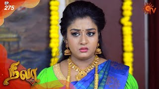 Nila - Episode 275 | 22nd February 2020 | Sun TV Serial | Tamil Serial