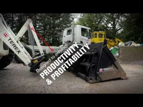 Terex Backhoe Loaders