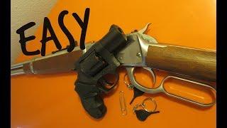 TAURUS & ROSSI INTERNAL GUN LOCKS UNLOCKED WITHOUT THE KEY