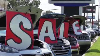 Used Car Sales Up, New Cars Down Statewide