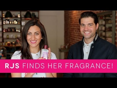 How to Pick a Fragrance (For Newbies): OMG With RJS