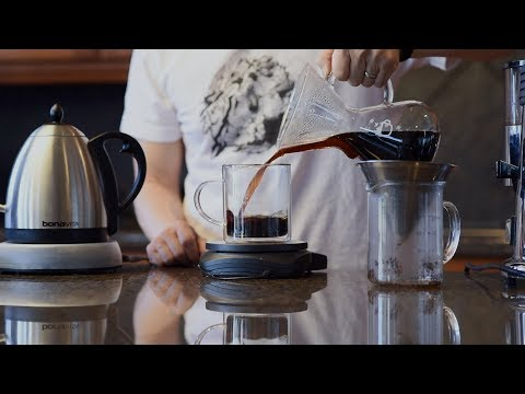 How to Brew the Best Pour Over Coffee