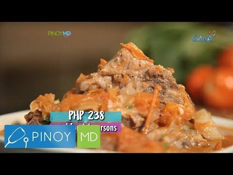 Pinoy MD: Healthy tomato dishes, inihain sa 'Pinoy MD!'