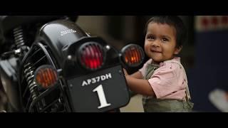 Jayanth 1st birthday Invitation video