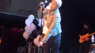 IF NOBODY SANG ALONG- Chrisette Michele