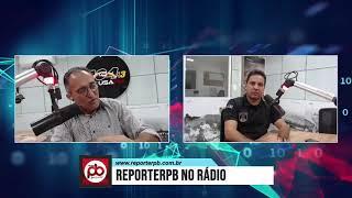 Programa Reporterpb no Rádio do dia 19 de outubro de 2020