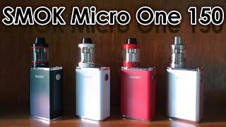 SMOK Micro One 150 Kit (Minos 25), How it vapes?