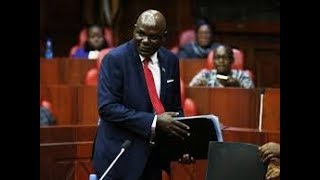 Wafula Chebukati reveals that he was a victim of 2007/8 Post Election Violence