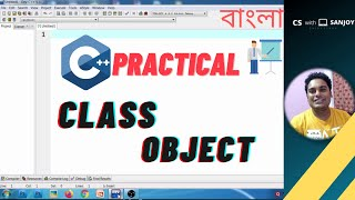 CPP PRACTICAL  | How to define Constructor in C++|How to define Class and Object