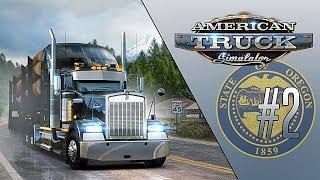 OREGON DLC. НОВЫЙ ШТАТ - American Truck Simulator (1.32.4.1s) [#2]
