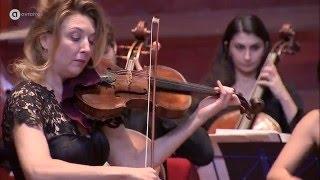 Mozart: Sinfonia Concertante - Candida Thompson & Sergei Khachatrian - Live concert HD