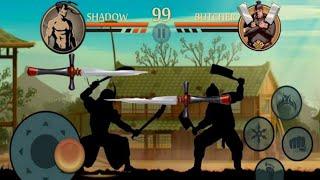 ????SHADOW FIGHT 2 -SHADOW VS BUTCHER FULL HD QUALITY MATCH????
