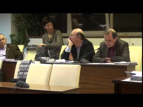 Δημ Συμβούλιο 16-2-15 Τοποθέτηση Δημάρχου