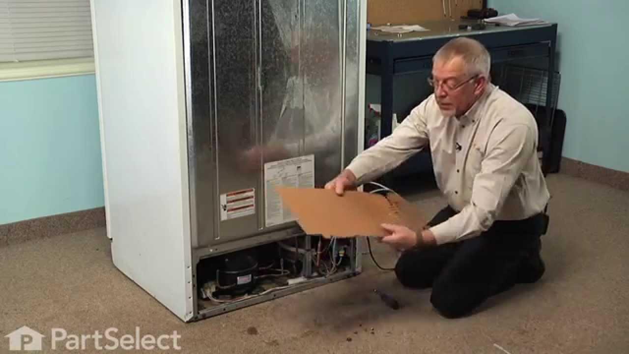 Replacing your Kenmore Refrigerator Filter Inlet Water Tube