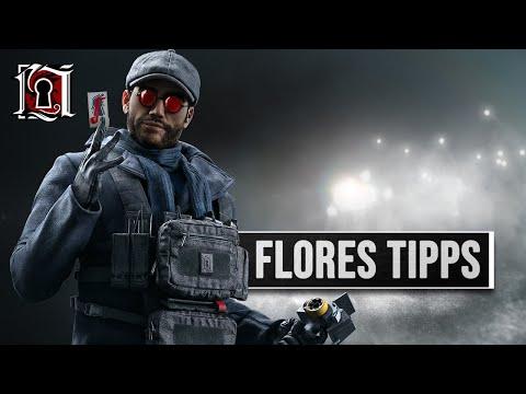 , title : 'Flores Tipps und Tricks - Rainbow Six Siege