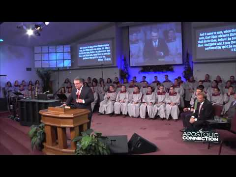 """""""The Two Scoop Situation"""" – The Apostolic Connection"""