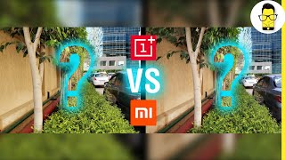 Redmi Note 5 Pro vs OnePlus 5T Blind Camera Comparison. Which is Which?