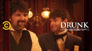 John Wilkes Booth Goes from Actor to Assassin (feat. Adam Scott & Will Forte) - Drunk History