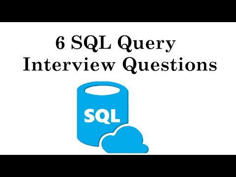 Sql Queries Interview Questions