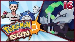 Stufful  - (Pokémon) - Pokémon Sun Part 16 | I GOT STUFFUL TO DO |  Let's Play w/Ace Trainer Liam